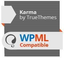 ترجمه استاندارد قالب karma برای وردپرس
