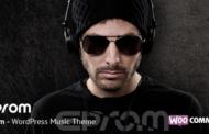 دانلود قالب Eprom برای وردپرس - قالب سایت موسیقی