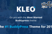 دانلود قالب KLEO برای وردپرس