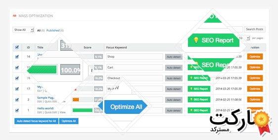 بهینه سازی گروهی در وردپرس با افزونه Premium SEO Pack