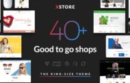 دانلود قالب XStore برای وردپرس سازگار با ووکامرس