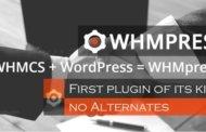 دانلود افزونه WHMpress برای وردپرس - اتصال وردپرس به WHMCS