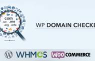 دانلود افزونه WP Domain Checker - جستجوی دامنه در وردپرس