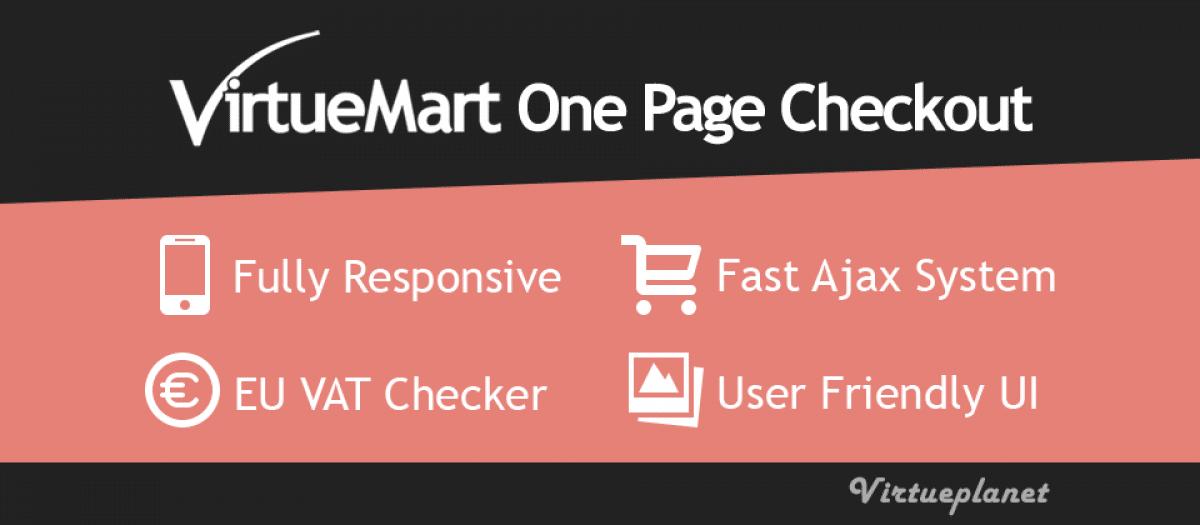 دانلود افزونه VP One Page Checkout for VirtueMart برای جوملا