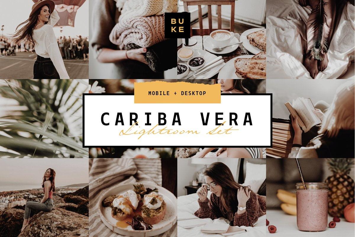 دانلود Cariba Vera Lightroom Preset Pack - پریست لایت روم