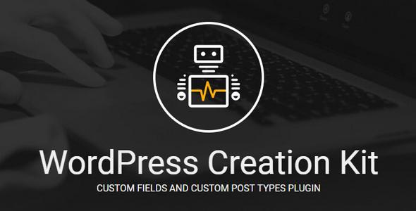 دانلود افزونه WordPress Creation Kit برای وردپرس
