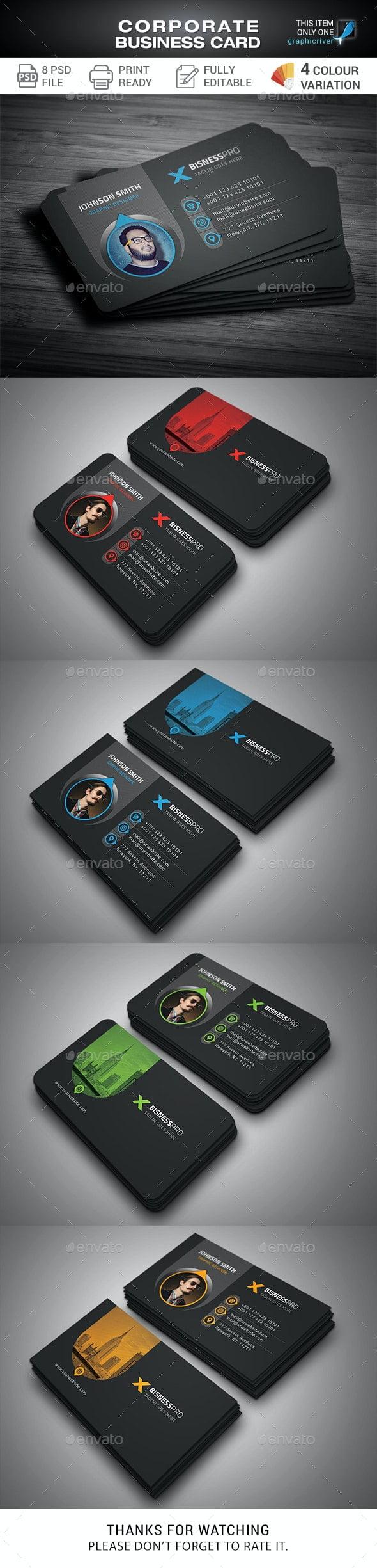 دانلود طرح لایه باز کارت ویزیت شرکتی 28044230